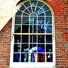 Church Window by Sally Murray