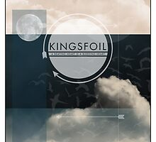 Kingsfoil - A Beating Heart Is A Bleeding Heart by James Frewin