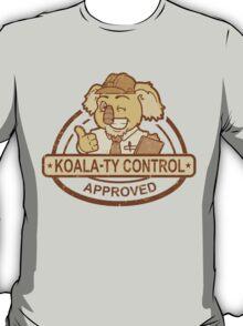 Koala-ty Control T-Shirt