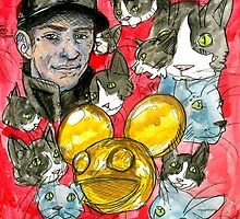 deadmau5 and co by Ashley Peppenger