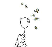 Winnie the Pooh by ChloeJade