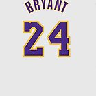 Kobe Bryant lakers case by StefanoSimoni