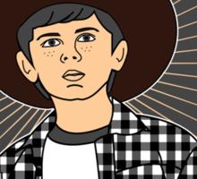 Carl Grimes - Stone cold killer Sticker