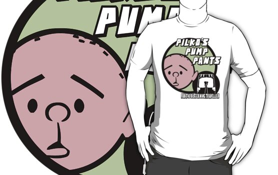 Karl Pilkington - Pilko's Pump Pants by KarlPilkington