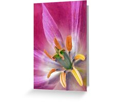 If You Knew a Tulip Greeting Card