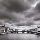 St Patrick's Bridge, Cork, Ireland by Donncha O Caoimh
