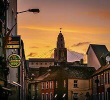 Shandon Bells from Afar by Donncha O Caoimh