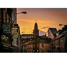 Shandon Bells from Afar Photographic Print