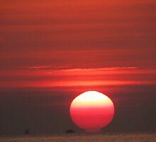 sunrise 107 by Karen Abraham