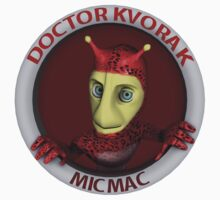 Doctor Kvorak - Micmac Shirt by FreekstormUK