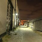 Yards on night by santinopani