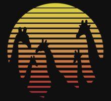 Giraffes / Giraffen / Girafes / Jirafas / Giraffe by MrFaulbaum