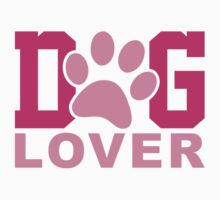 Dog Lover by Designalicious