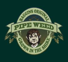 LOTR - Baggins Pipe Weed by Immortalized