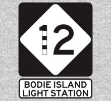 NC 12 - Bodie Island Light Station Kids Clothes