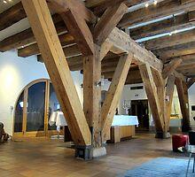 Wooden Structure by John Dalkin