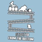 Started from the Bottom by whaturthinking