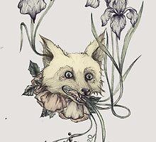 Foxy Headshot by MADCreations