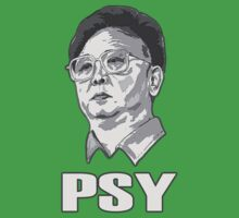 Kim Jong Psy by whaturthinking