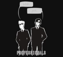 professionals by jaysong