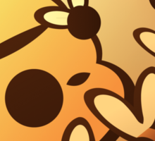 Insect Swarm Sticker