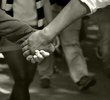 Hands  by santinopani