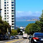 Alcatraz View by SkinnyBriotches