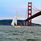 Golden Gate Bridge by SkinnyBriotches