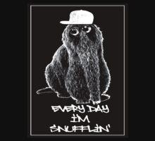 Str8 Snufflin' by madamcheezy