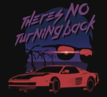 There's no turning back T-Shirt