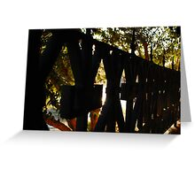 Life on the Other Side Greeting Card