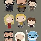 Game of thrones by mjdaluz