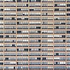 High-rise Building Facade by visualspectrum
