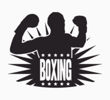 Boxing Logo by Style-O-Mat