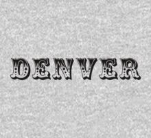 Denver is a Circus. by ONE WORLD by High Street Design