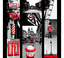 Icons of London Photographic Print