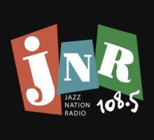 JNR, JAZZ NATION RADIO by SamWolfDesign