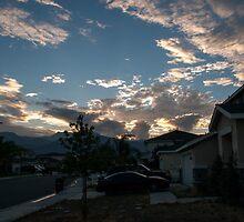 Neighborhood Sunrise by frenchfri70x7