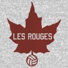 Les Rouges 2 by Calum Margetts Illustration