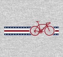 Bike Stripes USA by sher00