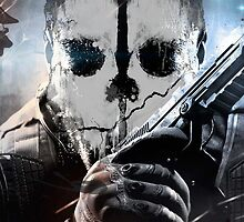 Call of Duty - Soldier - Black Ops - Modern Warfare - Ghost by chrissyonahype