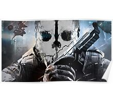 Call of Duty - Soldier - Black Ops - Modern Warfare - Ghost Poster