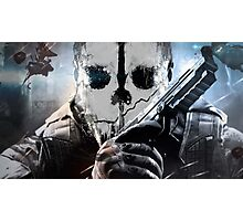 Call of Duty - Soldier - Black Ops - Modern Warfare - Ghost Photographic Print