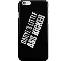 Daryl's Little Ass Kicker iPhone Case/Skin