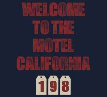 Motel California by NatalieMirosch