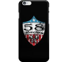 Fifty Eight Racing iPhone Case/Skin