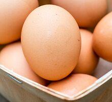 Fresh Eggs by Edward Fielding