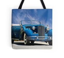 1934 Cadillac Convertible Sedan III Tote Bag