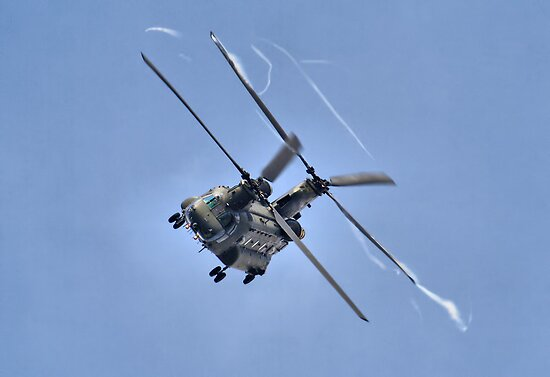 Vortex - The Chinook Display - Dunsfold 2013 by Colin J Williams Photography
