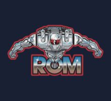 ROM Space Knight by chachi-mofo